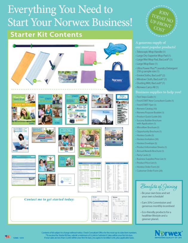 Starter Kit 2016