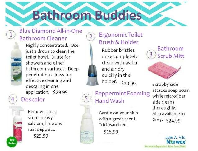 Best Sellers - Bathroom Buddies