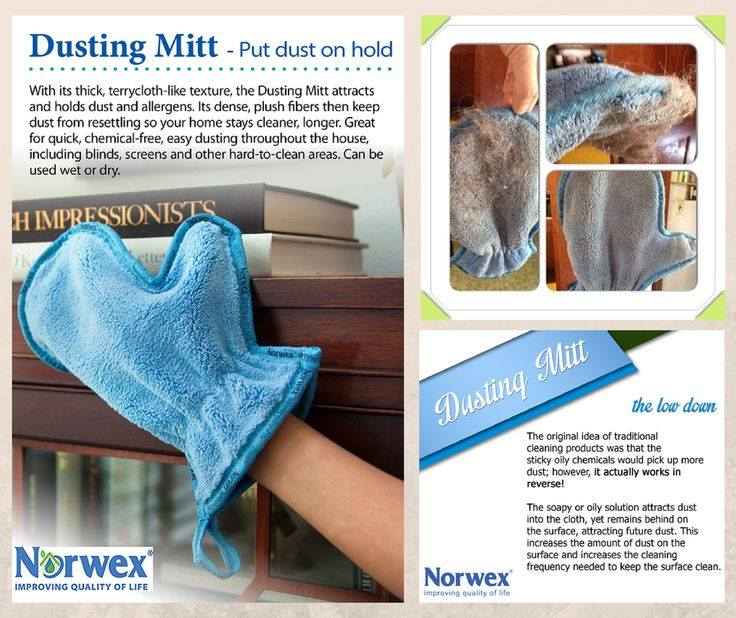 Norwex Cleaning Cloth Glass: Clean Home, Healthy Family