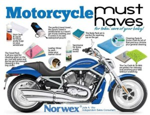 Motorcycle Must-Haves